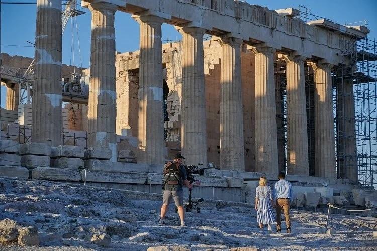 Grecia se Convierte en un Centro Cinematográfico con 18 Producciones Internacionales en 2021