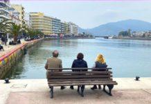 Bloqueo en Evia