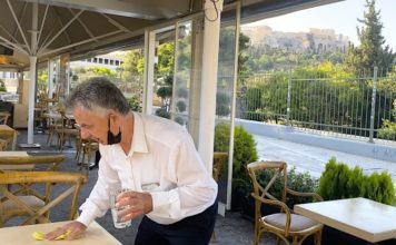 Cafés en Grecia