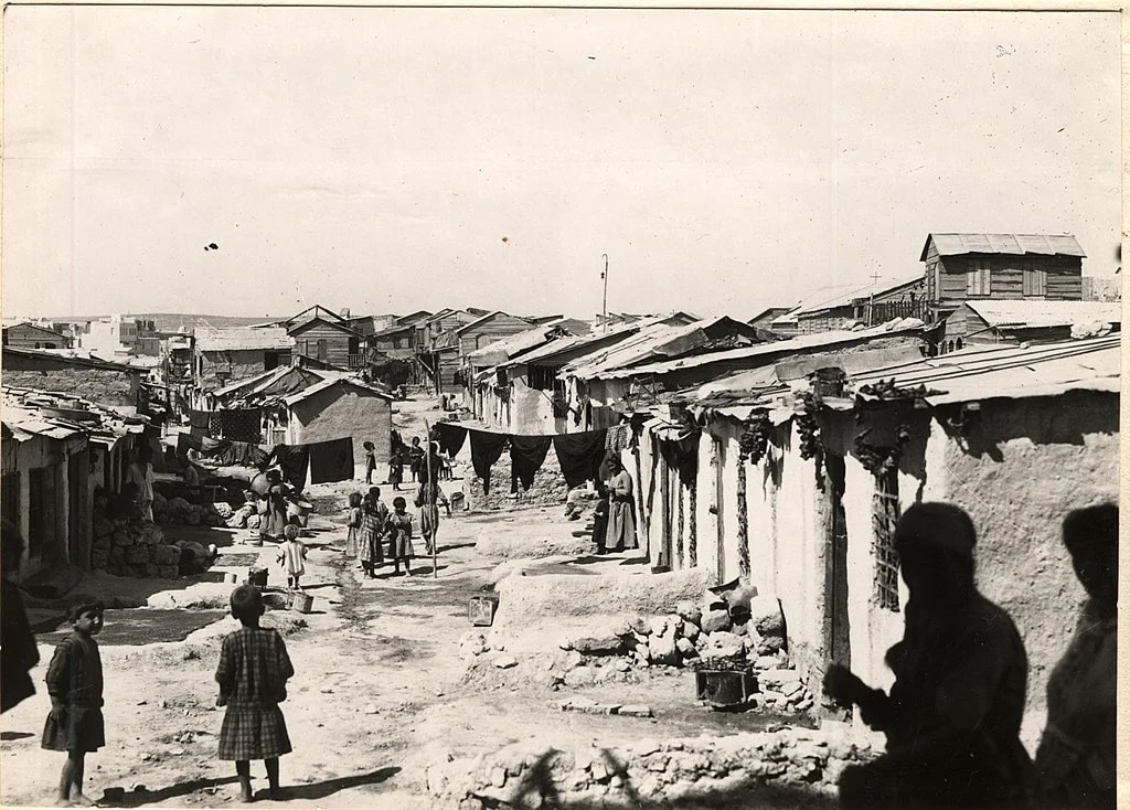 Campo de refugiados genocidio armenio