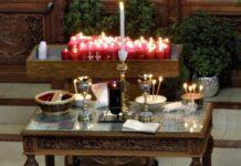 servicio de sacramento