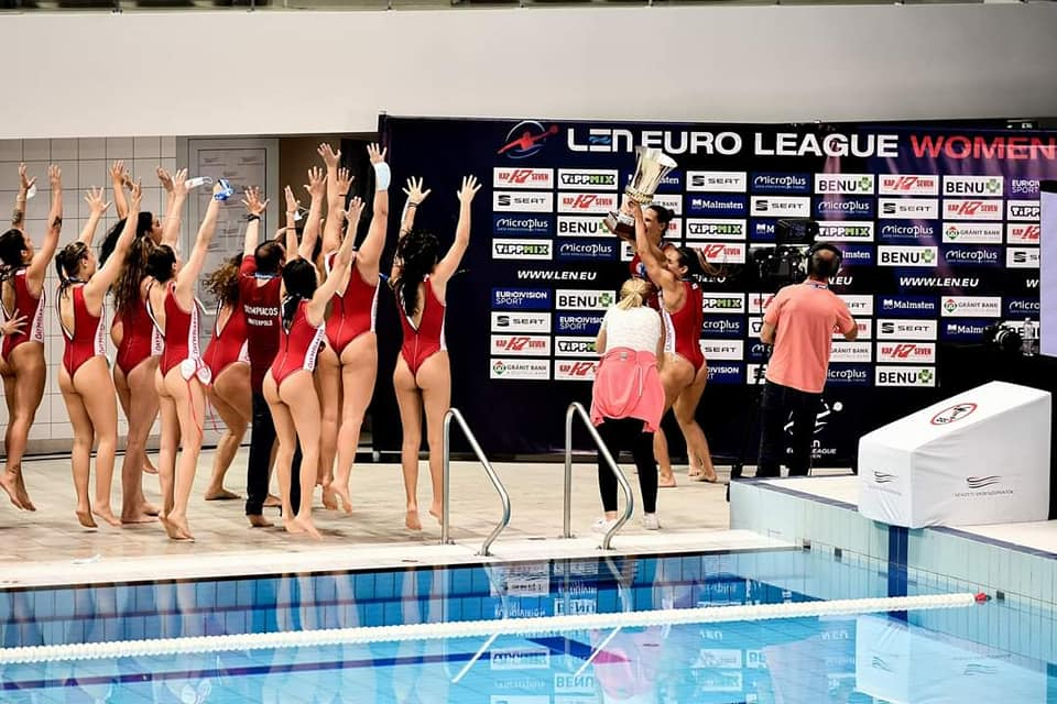 olympicos waterpolo female