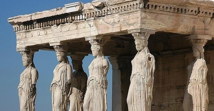 Vida Antigua Grecia