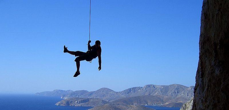 Escalar en Kalymnos