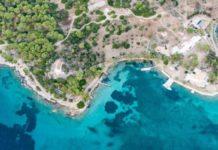 isla privada en Grecia