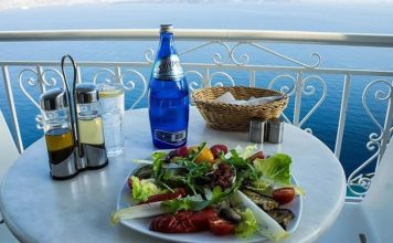platillos Santorini