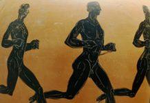 atletas Antigua Grecia