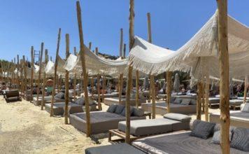 Chiringuitos o bares en Grecia