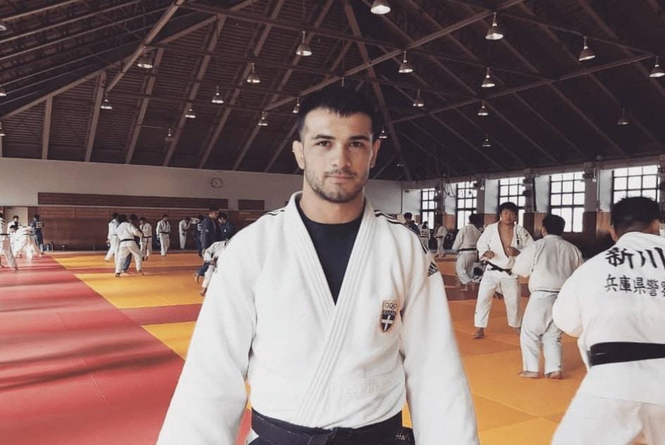 judo griego