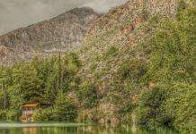 lago en Creta