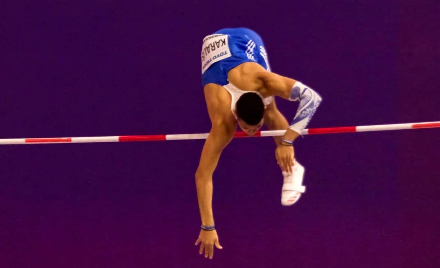 saltador griego