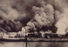 incendio Esmirna
