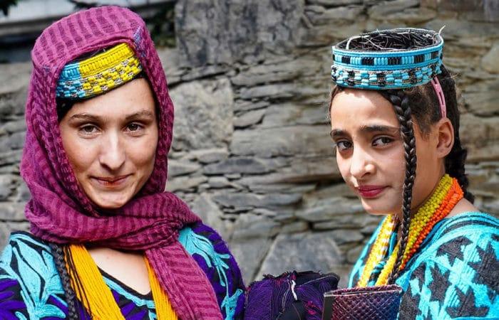mujeres Kalash