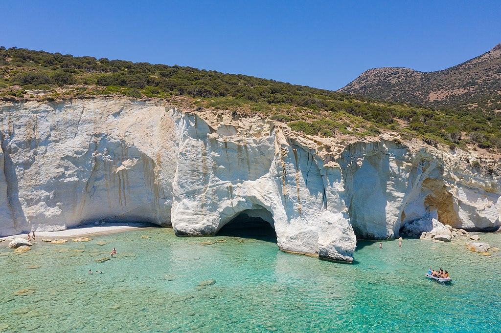 Milos Grecia