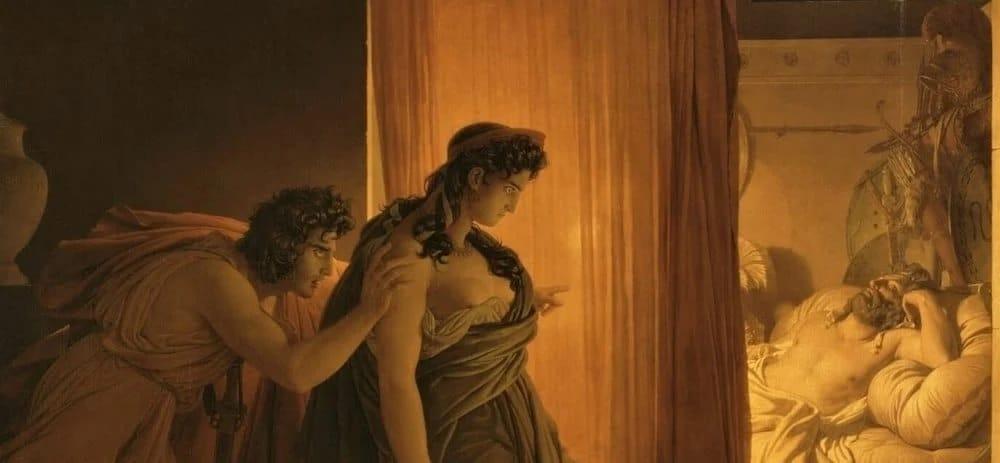 mujeres mitológicas