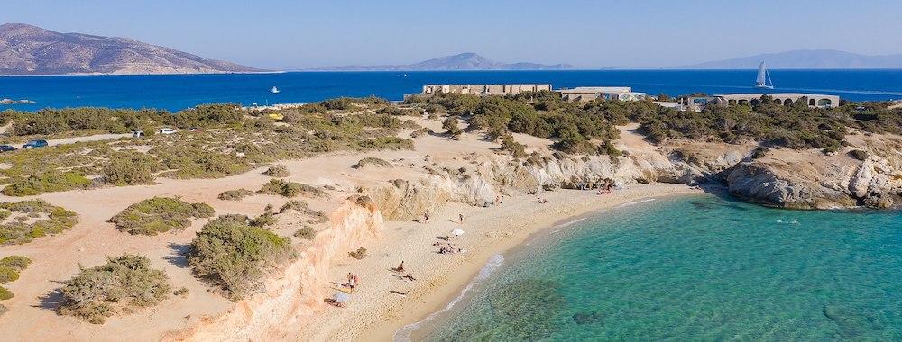 Playas Naxos
