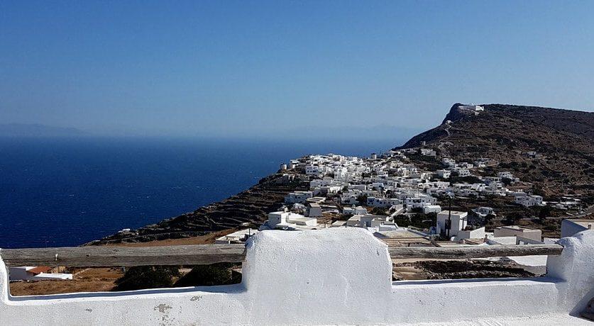 Sikinos Grecia