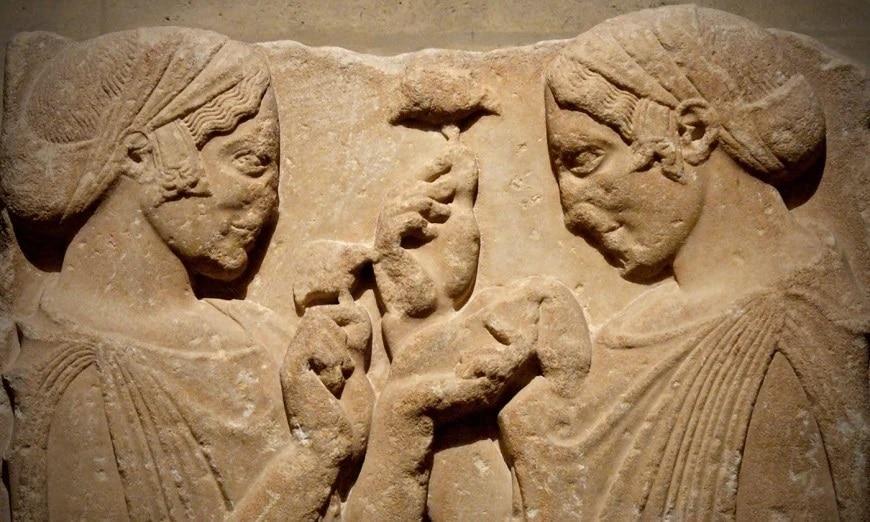 chisme Antigua Grecia