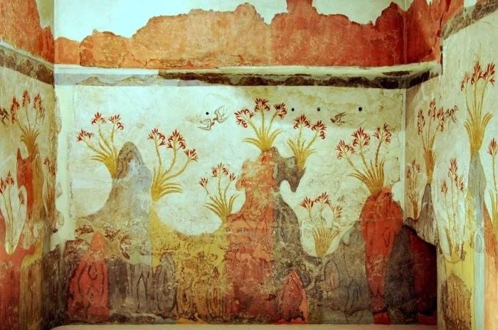 Fresco Santorini