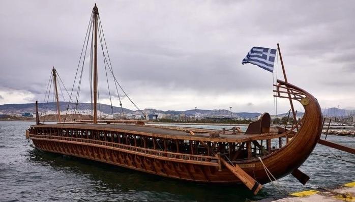 griegos en América