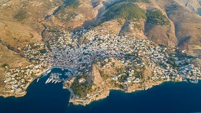 isla Hydra