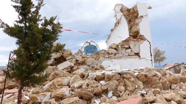 iglesia en Creta