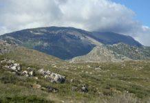 montañas griegas