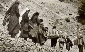 mujeres guerra greco italiana