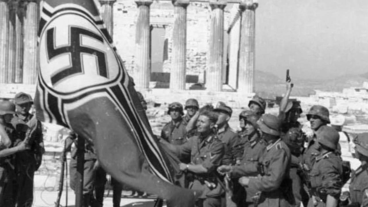 Nazis en Grecia