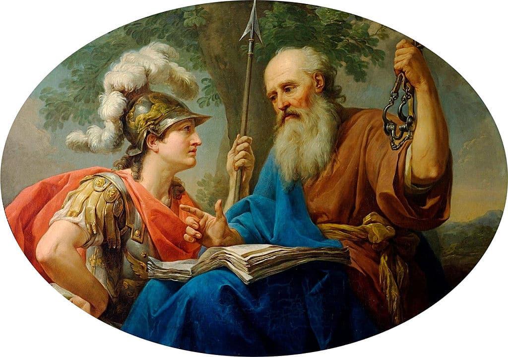 chisme Sócrates